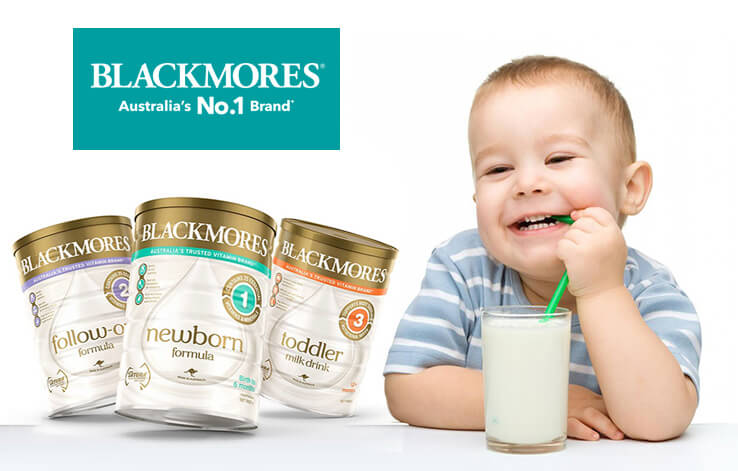 Blackmores Toddler Milk Drink 900g